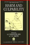 Harm and Culpability, , 0198260571
