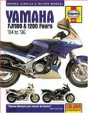 Haynes Yamaha Fj1100 and 1200 Fours, 1984-1993, Chilton, 1563920573