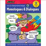 Monologues and Dialogues Grade 2 with Audio CD : Independent Fluency Practice Passages, n/a, 1607190575