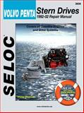 Volvo-Penta Stern Drives, 1992-03, Seloc Publications Staff, 0893300578