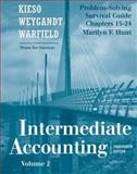 Intermediate Accounting, Kieso, Donald E. and Warfield, Terry D., 0470380586