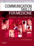 Communication Skills for Medicine, Lloyd, Margaret and Bor, Robert, 0702030589