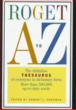 Roget A to Z, Robert L. Chapman, 0062700588