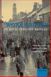 Work and Pay in 20th Century Britain, , 0199280584