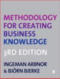 Methodology for Creating Business Knowledge, Arbnor, Ingeman and Bjerke, Bjorn, 1847870589