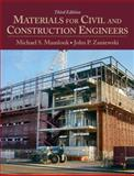Materials for Civil and Construction Engineers, Mamlouk, Michael S. and Zaniewski, John P., 0136110584