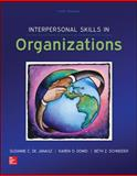 Interpersonal Skills in Organizations with Premium Content Card, de Janasz, Suzanne and Dowd, Karen, 1259180581