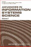 Advances in Information Systems Science : Volume 7, Tou, Julius T., 1461590582