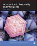 Introduction to Personality and Intelligence, Haslam, Nick, 0761960589