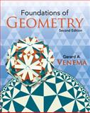 The Foundations of Geometry, Venema, Gerard, 0136020585