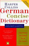 Harpercollins German Concise Dictionary, Fortsch, Dagmar, 0062760580