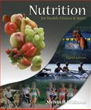 Nutrition for Health, Fitness and Sport, Williams, Melvin H., 007327058X