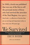 We Survived, Eric H. Boehm, 0813340586