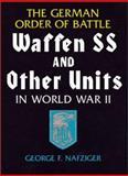 The German Order of Battle, George F. Nafziger, 1580970583