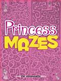 Princess Mazes, Viki Woodworth, 0486490580