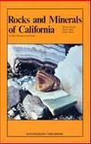 Rocks and Minerals of California, Vinson Brown and David Allan, 0911010580
