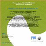 Ecs'11, Ecctd'11, Eccom'11, Eccs'11, Ecc'11, Ecme'11, Eccie'11, Ecce'11, Mmes'11, Deee'11,comatia'11 : CD-ROM Proceedings,, 1618040588