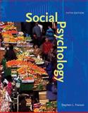 Social Psychology, Franzoi, Stephen L., 0073370592