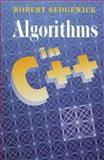 Algorithms in C++, Sedgewick, Robert, 0201510596