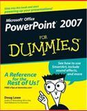 PowerPoint 2007 for Dummies, Doug Lowe, 0470040599
