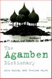 The Agamben Dictionary, , 0748640592