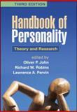 Handbook of Personality 9781609180591