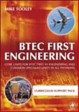 BTEC First Engineering Pack : Core Units for BTEC First in Engineering and Common Specialist Units in All Pathways, Tooley, Mike, 0750680598