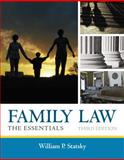 Family Law : The Essentials, William P. Statsky, 1285420594