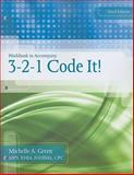 Workbook for Greens' 3-2-1 Code It!, Green, Michelle A., 1111540594