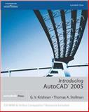 Introducing AutoCAD 2005, Stellman, Thomas A. and Krishnan, G. V., 1401850596