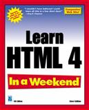 Learn HTML in a Weekend, Callihan, Steven E., 1592000592