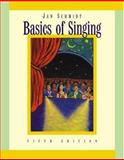 Basics of Singing, Schmidt, Jan Zlotnik, 0534530591