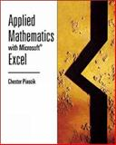 Applied Mathematics with Microsoft Excel, Piascik, Chester, 0534370594