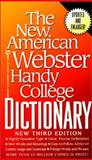 New American Webster Handy College Dictionary, Philip D. Morehead, 0785770593