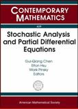 Stochastic Analysis and Partial Differential Equations, , 0821840592
