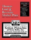 Thomas Food and Beverage Market Place 2005 1 : Food and Beverage Manufacturers, , 1592370594
