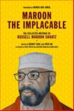 Maroon the Implacable, Russell Maroon Shoatz, 1604860596