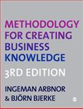 Methodology for Creating Business Knowledge, Arbnor, Ingeman and Bjerke, Bjorn, 1847870597