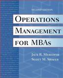 Operations Management for MBAs, Meredith, Jack R., 0471000604