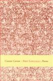 First Language, Carson, Ciaran, 0916390608