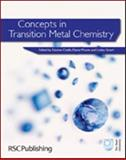 Concepts in Transition Metal Chemistry, Crabb, Eleanor and Moore, E., 1849730601