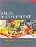Sales Management : Concepts and Cases, Dalrymple, Douglas J. and Cron, William L., 047123060X