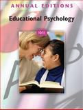 Educational Psychology 10/11, Cauley, Kathleen and Pannozzo, Gina, 007805060X