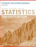 Statistics : From Data to Decision, Watkins, Ann E. and Scheaffer, Richard L., 047053060X