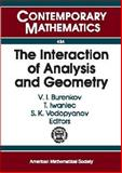 Analysis and Geometry in Their Interaction, Reshetniak, IUrii Grigorevich and Burenkov, Victor I., 0821840606
