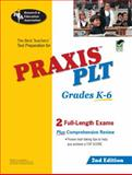PRAXIS II PLT, Research and Education Association Staff, 0738600601