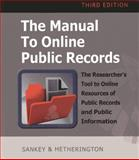 The Manual to Public Records Online 3rd Edition