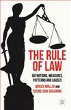 The Rule of Law : Definitions, Measures, Patterns and Correlates, Møller, Jørgen and Skaaning, Svend-Erik, 1137320605