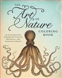 The Art of Nature Coloring Book, Adams Media Staff, 1440570604