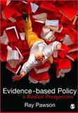 Evidence-Based Policy 9781412910606
